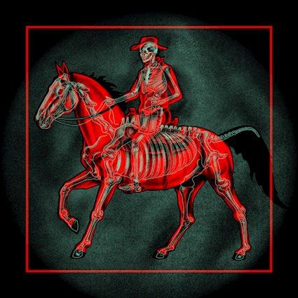 Coyote Kid - Skeleton Man