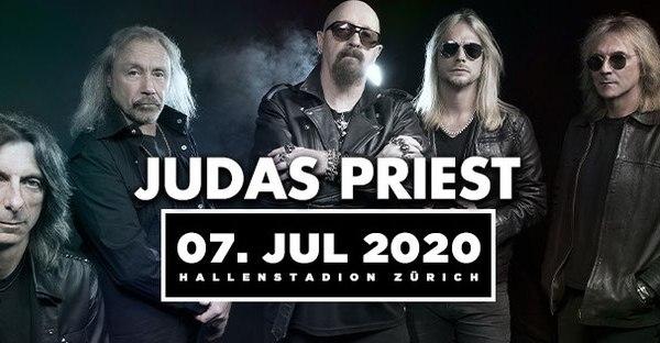 Judas Priest kommen nach Zürich