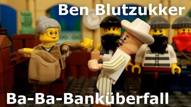 Ben Blutzukker, Ba-Ba-Banküberfall, EAV, Coversong der Woche, The Art 2 Rock