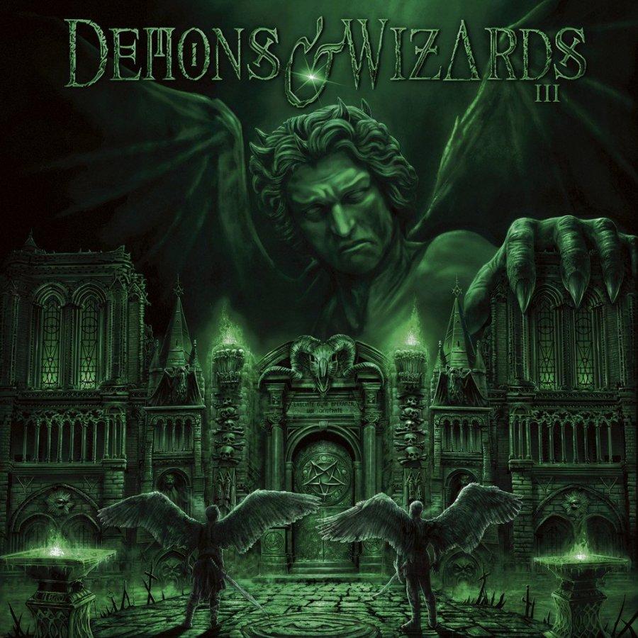 Demons & Wizards - III