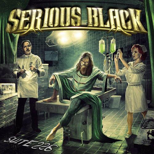 Serious Black – Suite 226