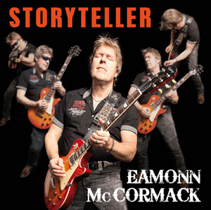 """Eamonn McCormacks kommendes Album """"Storyteller"""""""