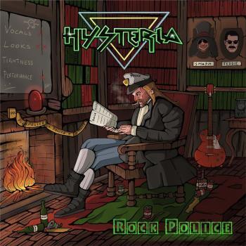 Hysteria - Rock Police
