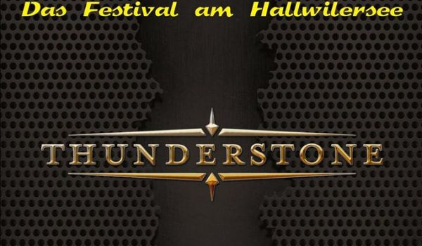 Thunderstone kommen an die Rocknacht Tennwil