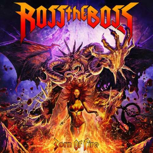 Ross The Boss – Born Of Fire