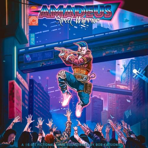 Bob Katsionis – Amadeus Street Warrior