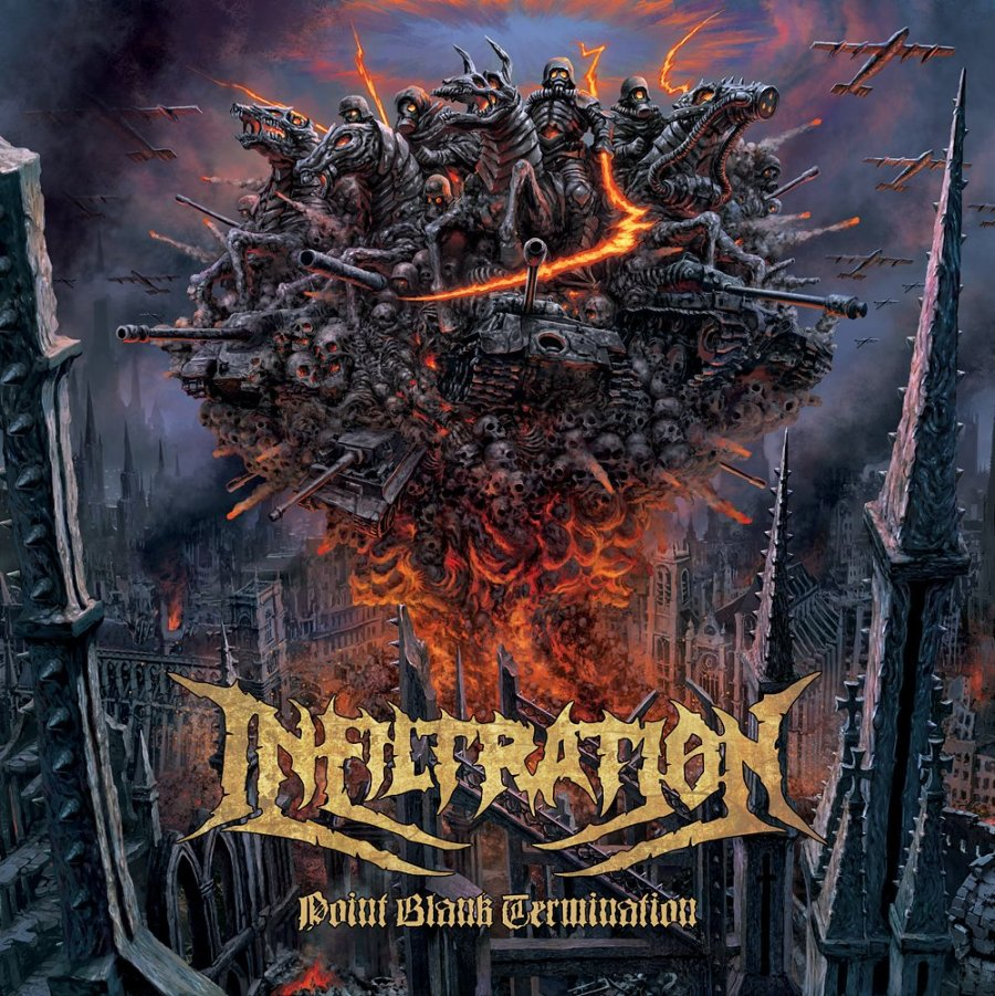 Infiltration - Point Blank Termination