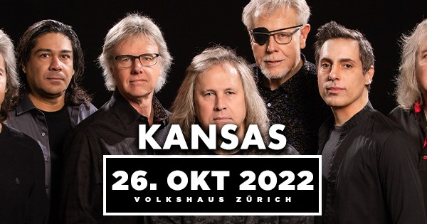 Kansas auf Jubiläumstour