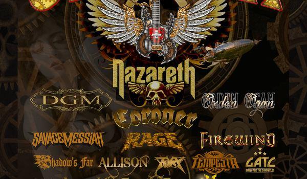 Open Rock & Metal Day am UrRock Music Festival