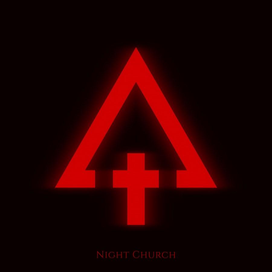 Rain Diary - Night Church