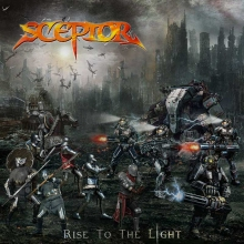 Sceptor - Rise To The Light