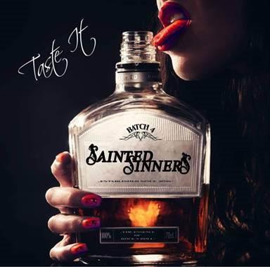 Sainted Sinners - Taste It