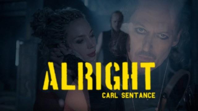 Carl Sentance - Alright