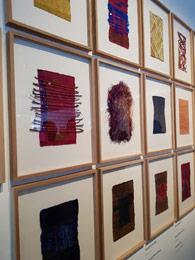 """שילה היקס – קווי החיים, תערוכתה של האמנית """"שילה היקס – קווי החיים"""" במרכז פומפידו"""