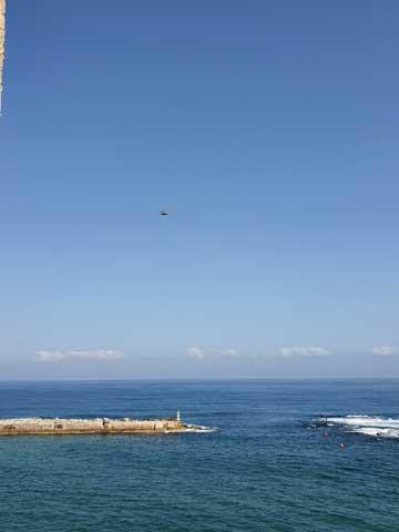 Art and history in Jaffa Port | אמנות והיסטוריה בנמל יפו