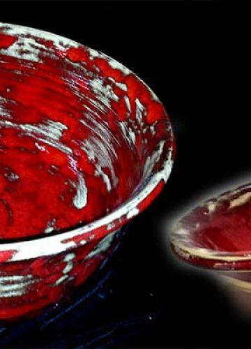 כיצד נולדה הגלזורה האדומה?
