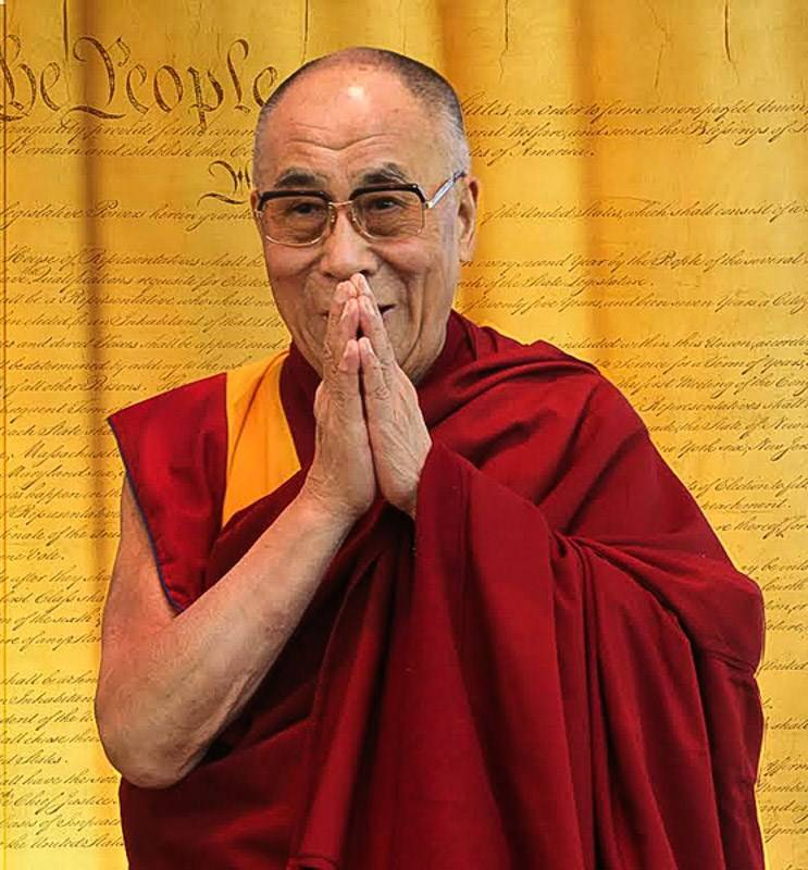 His Holiness, The Dalai Lama, will be in Philadelphia Oct. 26 and 27 ...