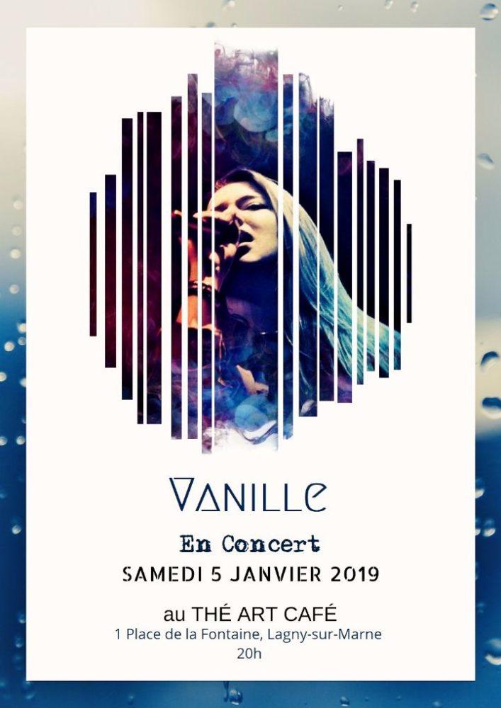 "Duo Guitare/Voix ""Vanille"""