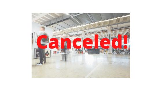 Canceled Art Show