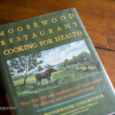 Moosewood Restaurant Cooking for Health-Vegetarian Cookbook
