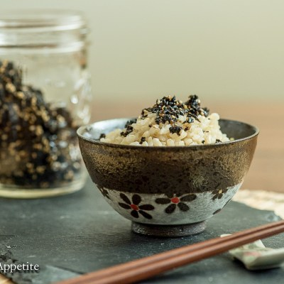 Vegan Furikake Japanese Rice Seasoning