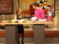 Joy Bauer Tart Cherries Segment Better TV