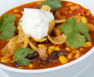 Spice up Your Night w/ Southern-Style Taco Soup
