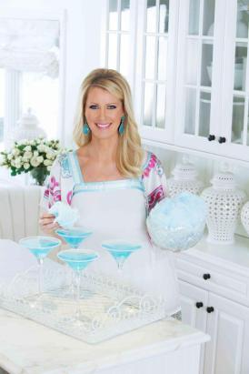 Sandra Lee Hero Shot for March issue