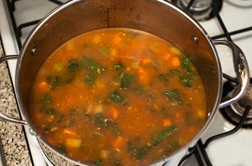 Simmer Soup KitchenAid Stockpot