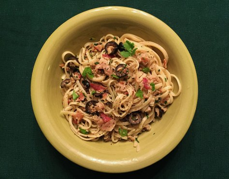 linguini and clams 2