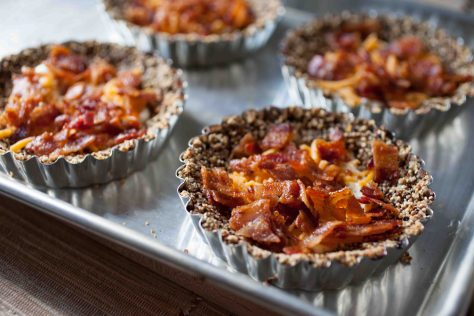 Top with Crispy Bacon