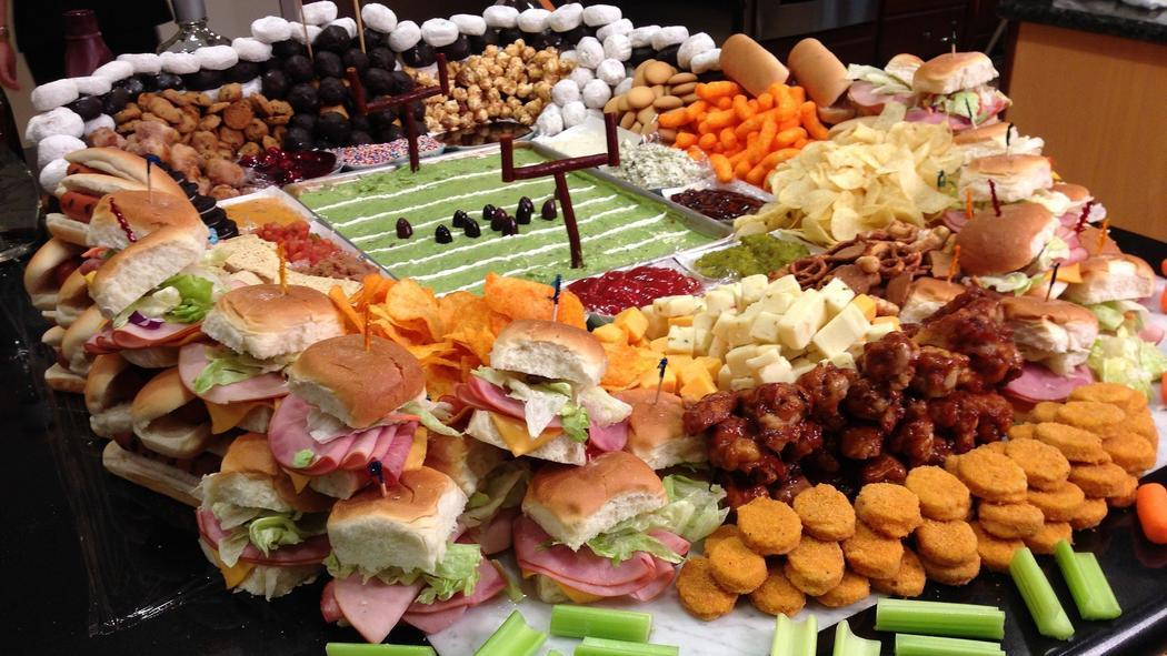 Football Food Archives The Artful Gourmet Nyc Food Stylist