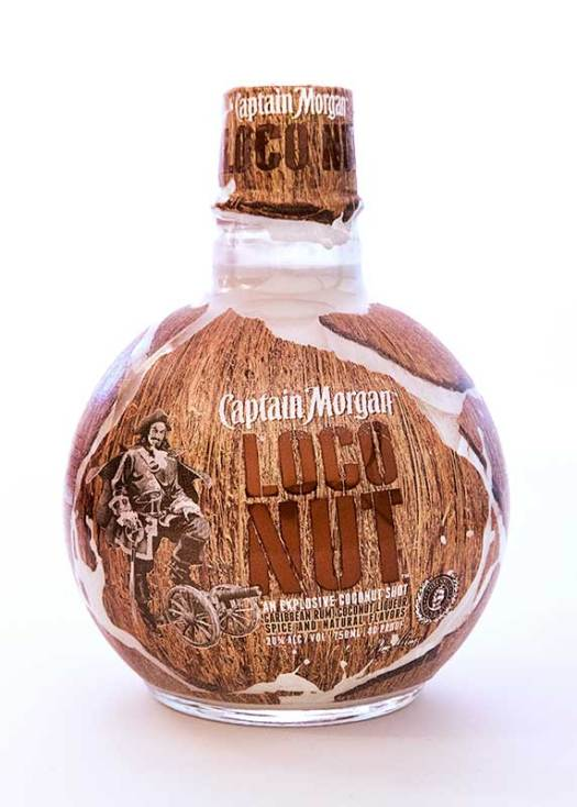 Captain Morgan Loco Nut
