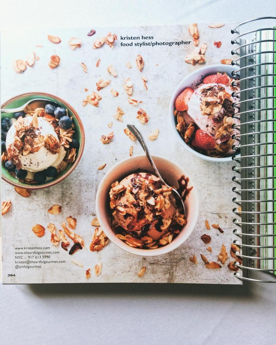 Le Book - Kristen Hess Photographer and Food Stylist