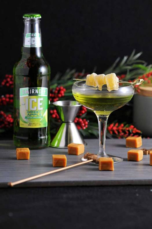Caramel-Green-Apple-Cocktail