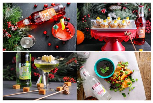 Smirnoff Ice Holiday Recipes