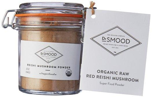 dr smood mushroom powder