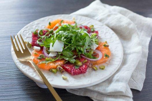 Citrus Arugula Salad