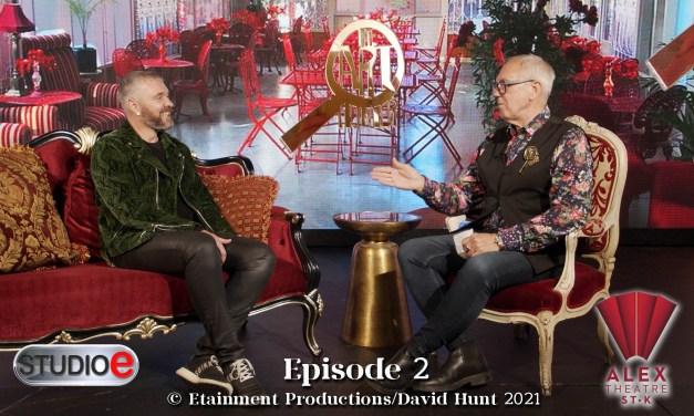 The Art Hunter Ep 2 – John Pastoriza-Pinol – NOW LIVE