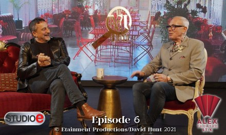 The Art Hunter Ep 6 –  Peter Kalos and The Actor's Gym – NOW LIVE