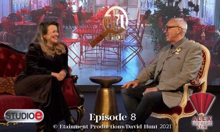 Art Hunter | Ep 8 | Ali McGregor | From Opera to Burlesque? | NOW LIVE