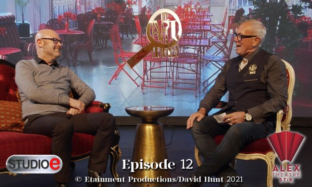 The Art Hunter | Ep 12 | Dave Behrens | Exhibitions around the World – NOW LIVE