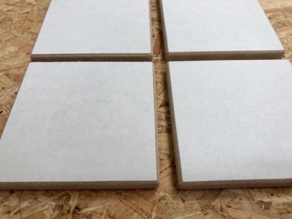 Acryl gieten hout vierkant 2