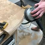 houtbewerking epoxy met hout