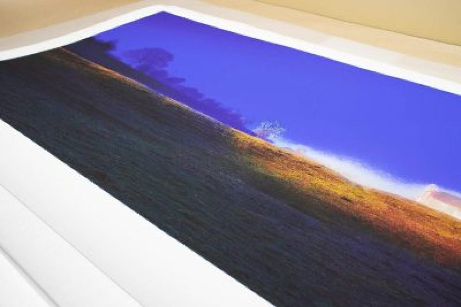 Limited Edition Giclée Prints - The Artists Print Room