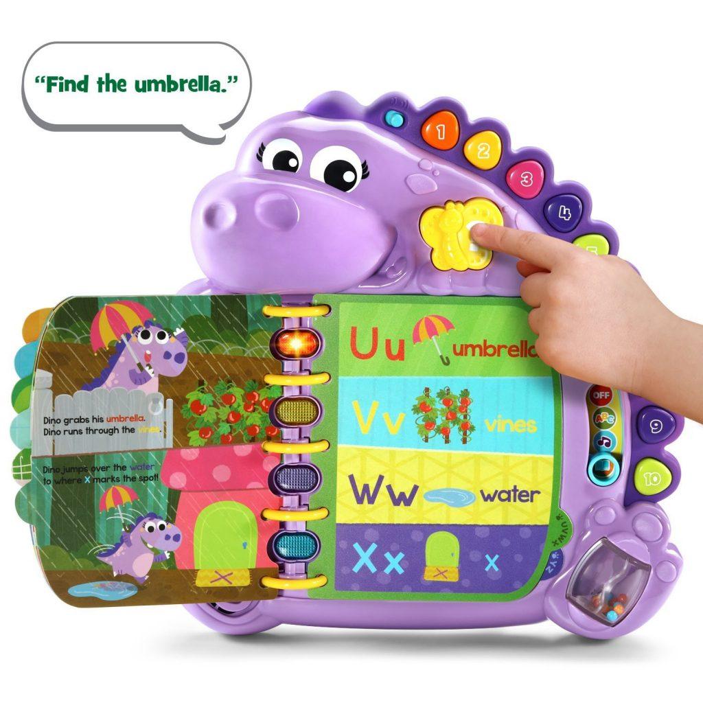 Leapfrog Dino Alphabet Book Online Exclusive Color