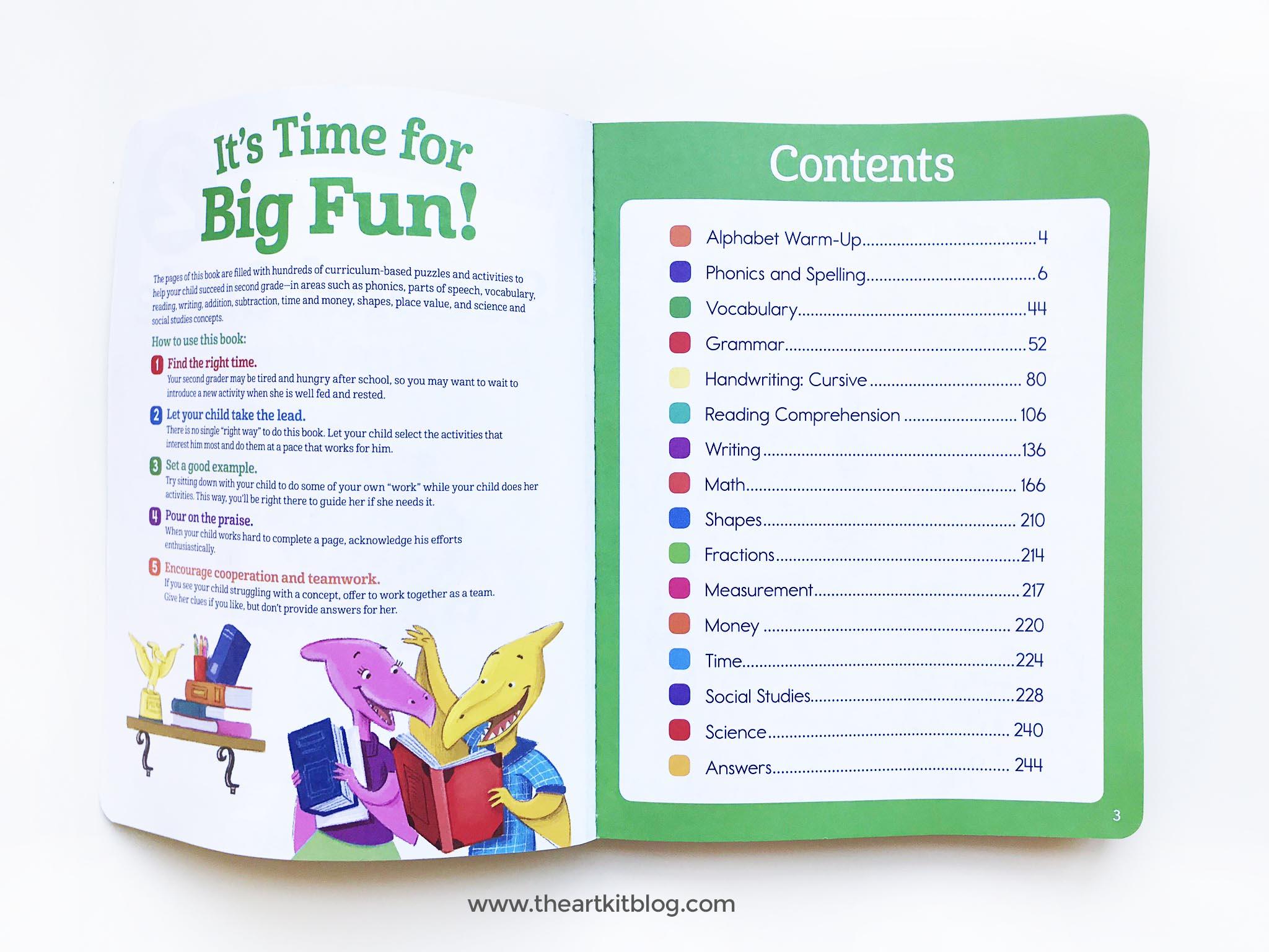 Bestseller 2nd Grade Grammar Workbooks