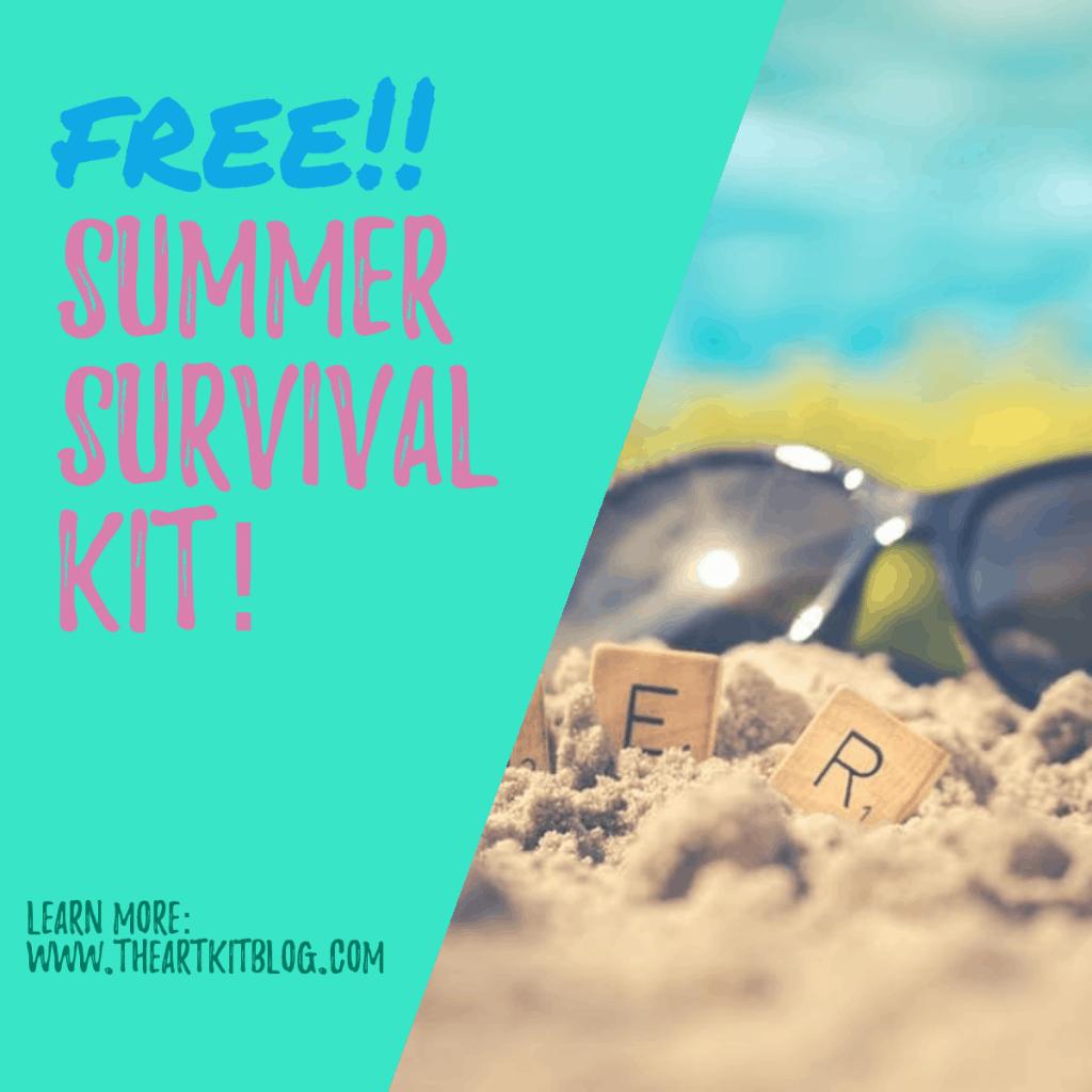 Free Summer Survival Kit