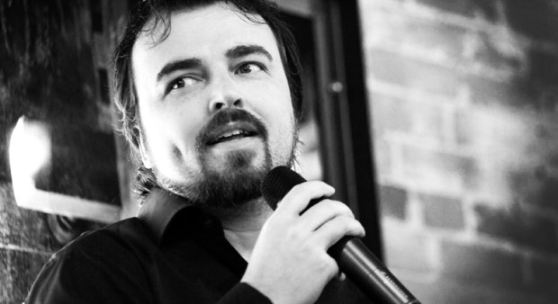 Image result for Scott Stratten on stage