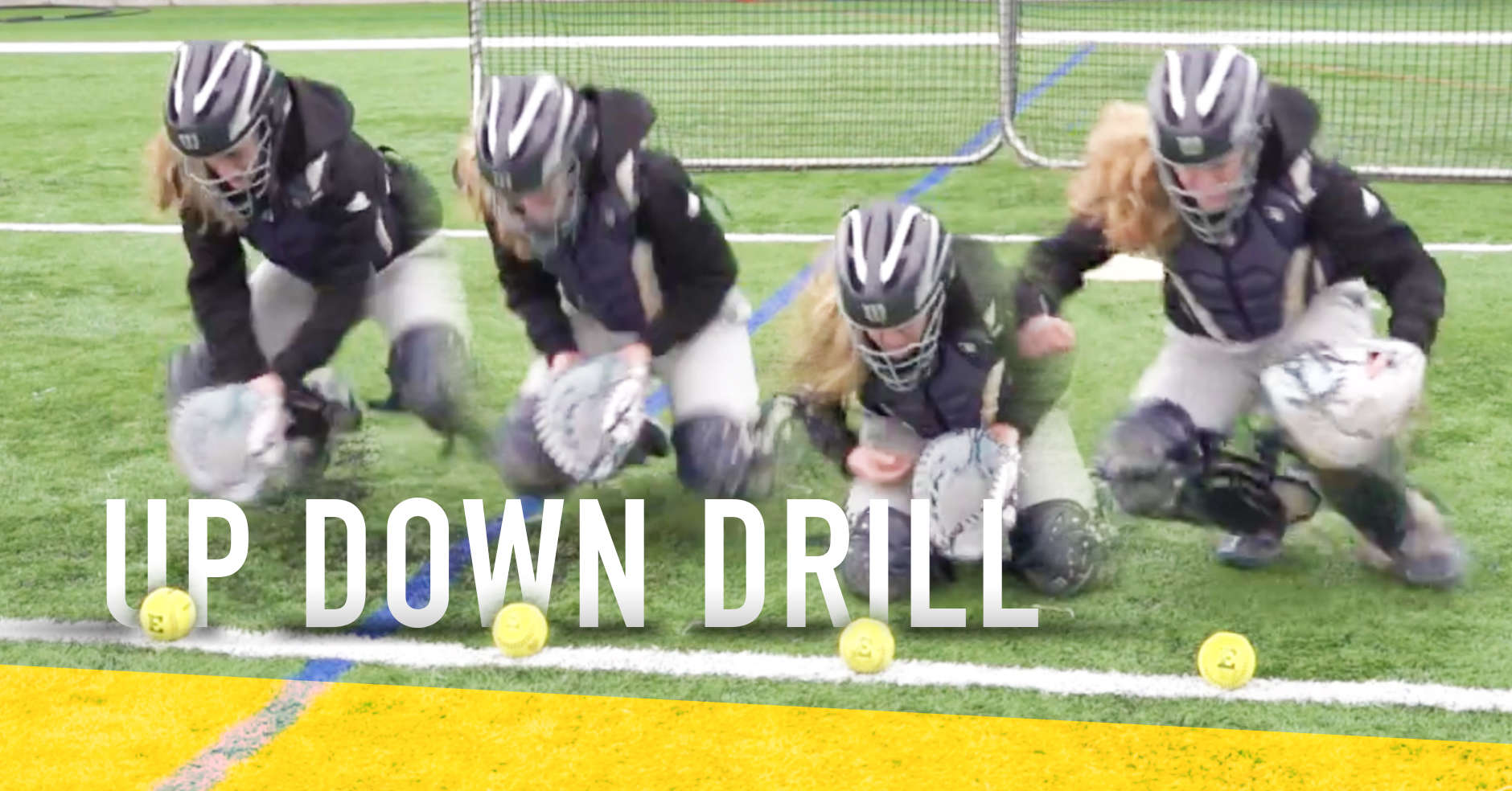 Catching Up Down Drill
